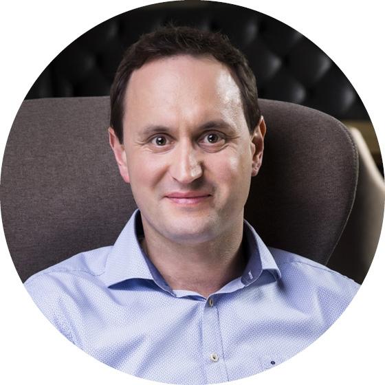 Pavel Barták, manažer restaurace