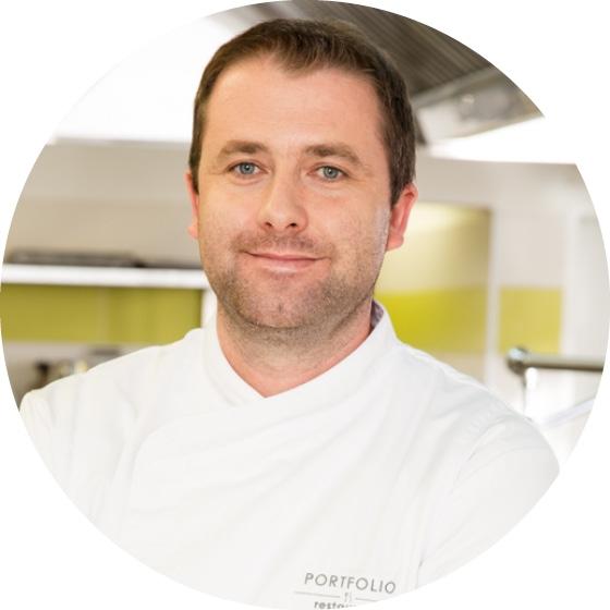 Tomáš Císařovský, chef