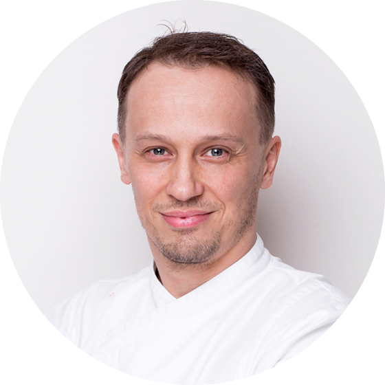 Aleš Pátek, deputy chief cook