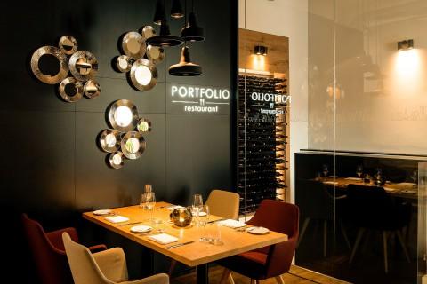 Portfolio Restaurant interior