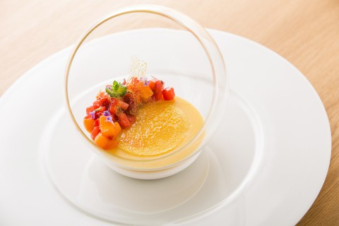 Vanilkové Crème brûlée